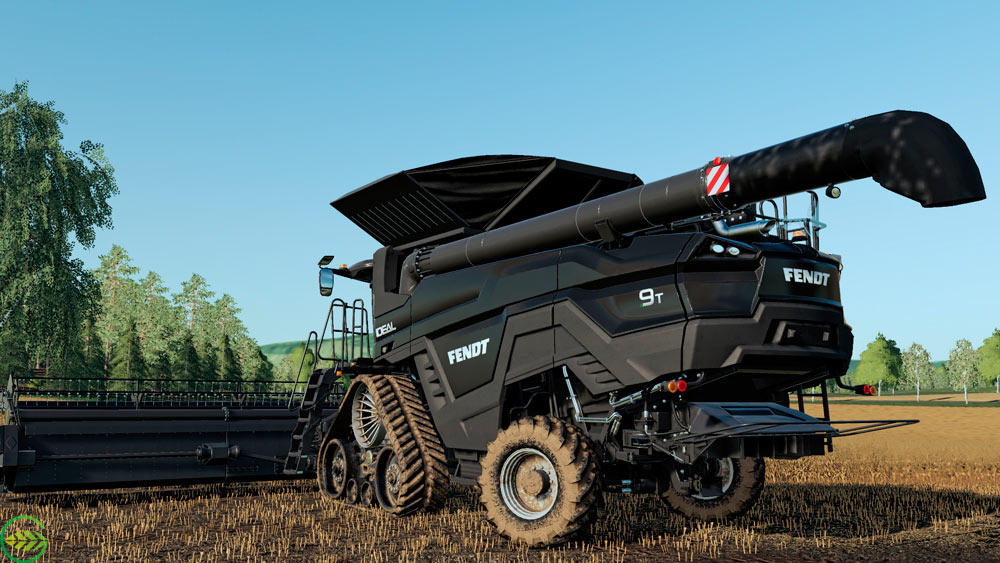 AGCO Fendt Ideal 9T