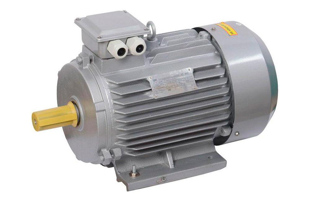 электромотор средней мощности