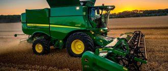 Подборка лучших зерноуборочных комбайнов