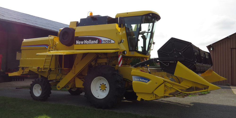 New Holland TC530